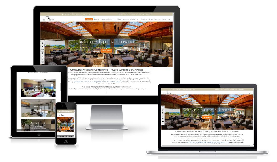 Umthunzi Hotel & Conference website is designed, maintained and hosted by M-Squared Designs.