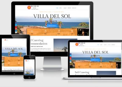 Villa Del Sol Website